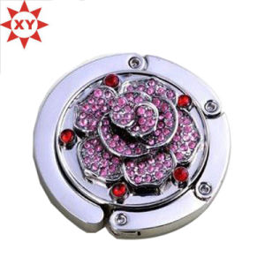 High Quality Flower Shape Purse Hanger for Bag pictures & photos