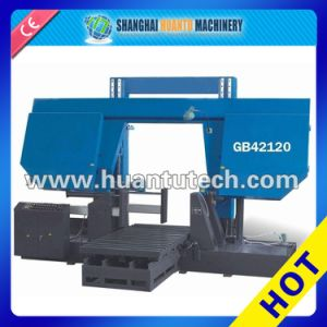Stepless Speed Regulation Band Saw Machine for Metal pictures & photos