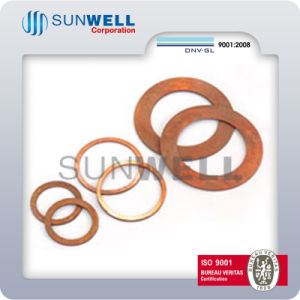 Annealed Copper Gasket, Copper Washer (SUNWELL 1200) pictures & photos