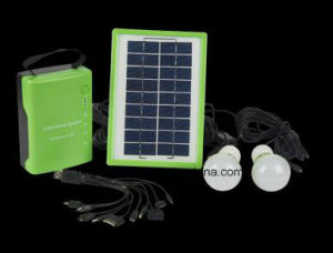 New Portable Solar Power System Kit-04 pictures & photos