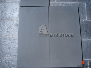 Honed Bluestone Andesite Stone Basalt for Wall and Floor Tile pictures & photos