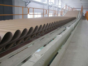 Corrugated Cardboard Series Paperboard Corrugating Machine Manufacturers pictures & photos
