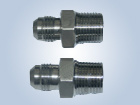Metric Male Thread 74 Degree Cone Flared Tube Fittings Replace Parker Fittings and Eaton Fittings pictures & photos