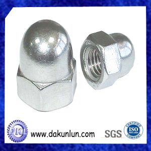 Stainless Steel Acorn Nut pictures & photos