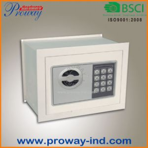 Electronic Wall Safe with High Security pictures & photos