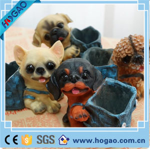 OEM Resin Pen Holder Office Products Decoration pictures & photos