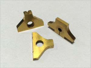 Customized OEM Special Shaped Tungsten Carbide Inserts with Coating pictures & photos