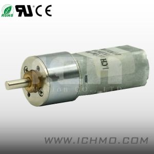 DC Gear Motor D162A1 (16mm) with Low Noise- Central Axis pictures & photos