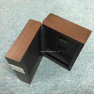 Wooden Gift Box with Hinged Lid for Jewelry/Watch/Tea pictures & photos