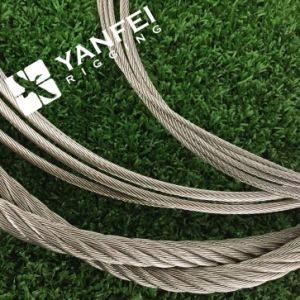 High Quality Galvanized Steel Wire Rope pictures & photos