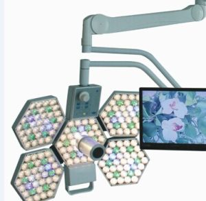 Top Double Head Customized Emergency Shadowless Operating Light pictures & photos