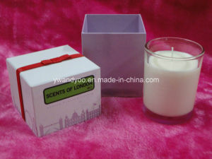 Summer Luxury Scented Glass Jar Candle with Cardboard Box pictures & photos