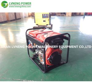 Hot Sale Portable 3kw-5kw Gasoline Generator pictures & photos