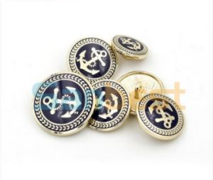 High Quality Metal Buttons for Denims Garments pictures & photos