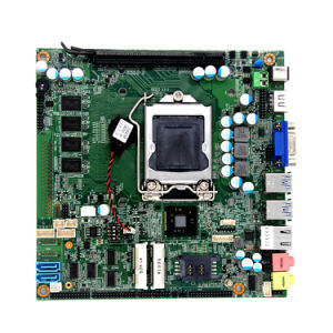 Support Intel I3/I5/I7 Processor LGA1150 Intel Chipset Mainboard H81 for Desktop Computer pictures & photos