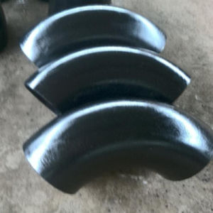 Seamless Long Radius Elbow A234 Wpb Carbon Steel Pipe Fittings pictures & photos