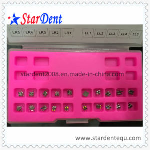 Dental Orthodontic Metal Roth Brackets pictures & photos
