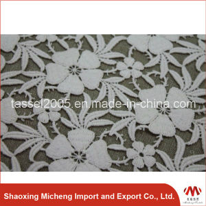 Hot Selling Guipure Lace for Wedding 3021 pictures & photos