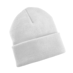 Custom Knitted POM Beanie Hat pictures & photos