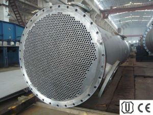 Full Titanium Sheet Tube Heat Exchanger Equipment pictures & photos