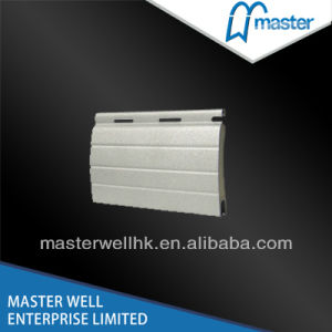Anti-Scratch Galvanized Steel PU Foamed Roller Profile with Good Quality pictures & photos
