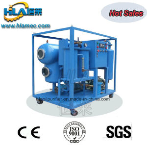 Mobile Vacuum Heating Waste Gear Oil Purifier Device pictures & photos