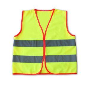 En1150 Certificated Warning Vest for Children pictures & photos