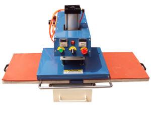 Hot Sale Pneumatic Double Stations T-Shirt Heat Transfer Machine 40*50cm 40*60cm 60*80cm 50*70cm pictures & photos