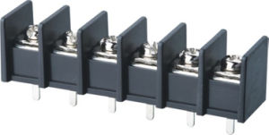 Wanjie 300V/20A Barrier Terminal Block Connector (WJ65C-11.0) pictures & photos