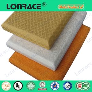 High Quality Polyester Acoustic Panel pictures & photos