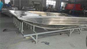 China Aluminum Airboat for Rescue/Fishing/Leisure Boat/Aircraft pictures & photos