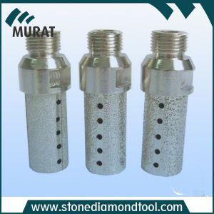 Brazed Finger Bits/ Concrete Vacuum Drills for CNC Machine pictures & photos
