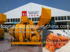 China Cheap Heavy Duty Diesel Concrete Mixer pictures & photos