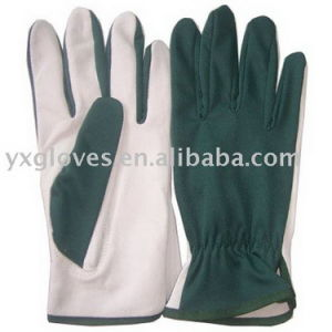 Leather Glove-Nylon Glove-Safety Glove-Garden Glove-Labor Glove pictures & photos