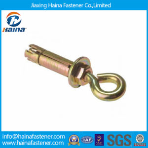 Jiaxing Haina Carbon Steel Color Zinc Plated Round Sleeve Anchors pictures & photos