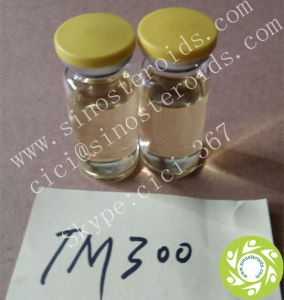 Pre-Mixed TM Blend 300 Injectable Anabolic Steroids for Gaing Muscle pictures & photos
