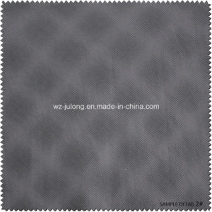 Fashion Design Printing Garment Leather (G011) pictures & photos