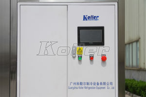 10 Tons/Day CE Approved Ice Cube Machine pictures & photos