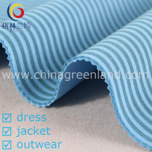 Polyester Rayon Stripe Scuba Fabric for Clothing Garment (GLLML208) pictures & photos