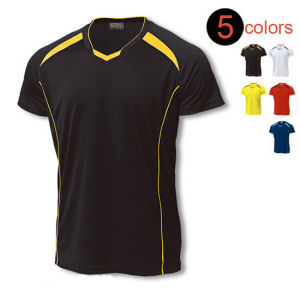 Customize Personal Brand Quick-Dry Sport Tee Shirt for Men pictures & photos