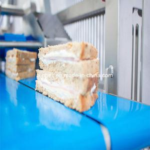 FDA Food Grade Blue PU Cleats Conveyor Belt pictures & photos