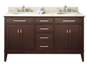 American Oak Bathroom Vanity Simple Design pictures & photos