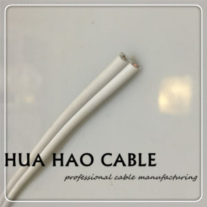 Transparent PVC Insulated CCA Conductor Speaker Cable/Electric Wires pictures & photos