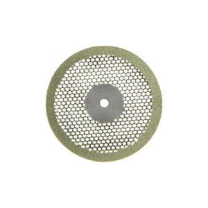 H22D20 22mm Flexible Miniature Perforated Diamond Dental Disc pictures & photos