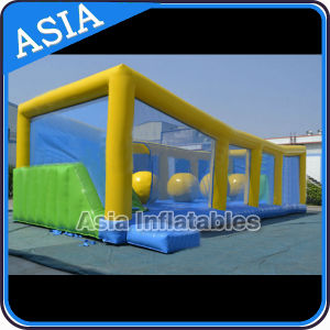 Colorful Inflatable Wipe out Obstalce Sport Games pictures & photos