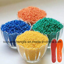 2015 Plastic Raw Material Colorful PVC Granul pictures & photos