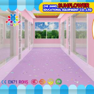 Playground Flooring PVC Floor Kindergarten Fireproof Plastic Floor (XYH-13140-5) pictures & photos