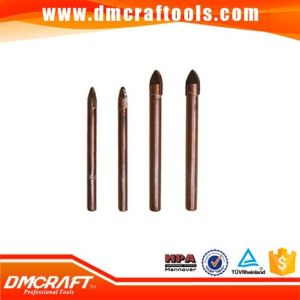 Brown Finish Glass Drill Bit pictures & photos