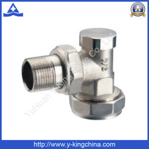 Angle radiator Valve with Plating (YD-3008) pictures & photos