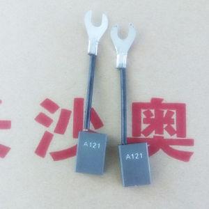 A121 Excellent Electrical Conductivity Graphite Carbon Brush pictures & photos